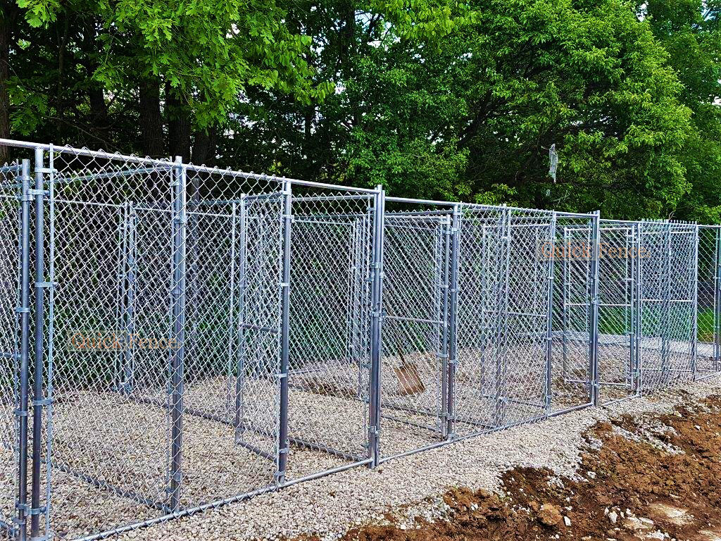 Chain Link Dog Runs Outdoor Dog Fences Dog Enclosures
